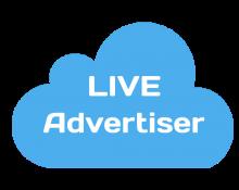 LIVE advertiser